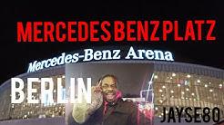 Mercedes. benz arena berlin - arena service. |  #jayse80