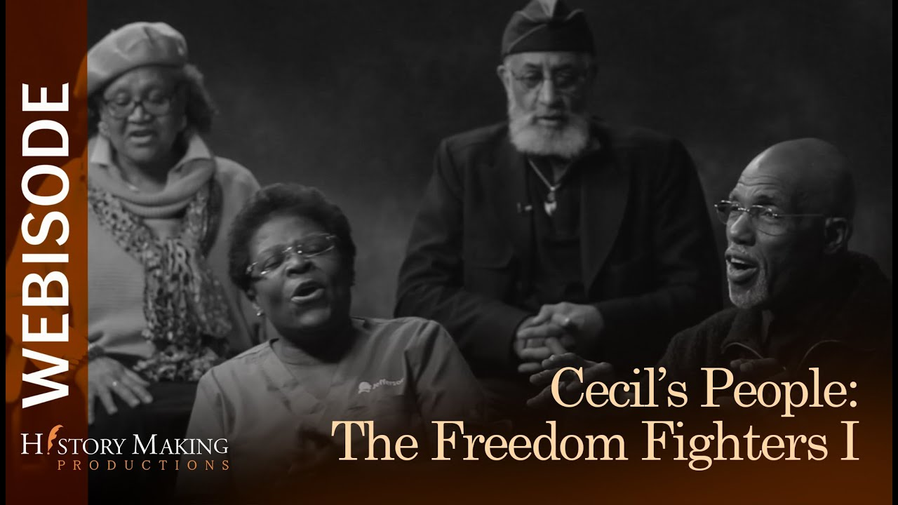 Cecil's People: The Freedom Fighters (Part 1)