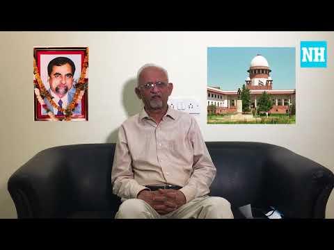 Zafar Agha, Editor-in-Chief, speaks after Judge Loya verdict