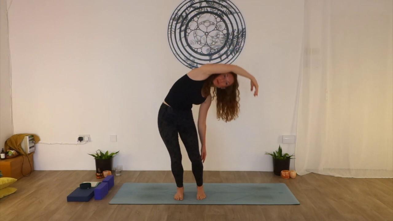MORNING YOGA  13th  Core & Balance