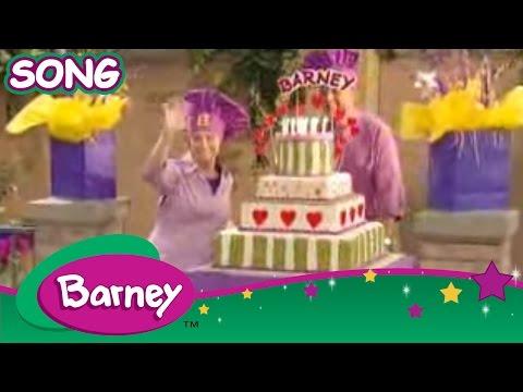 Barney - Happy Birthday To Barney (SONG)