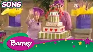 Barney - Happy Birthday To Barney (SONG)