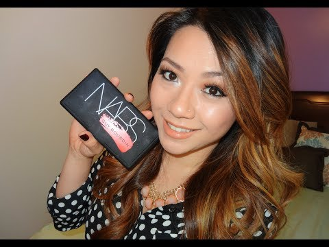"NARS Limited Edition ""One Night Stand"" Guy Bourdin Cheek Palette Review"