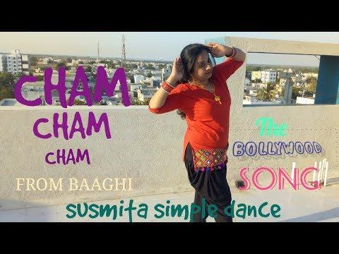 Cham Cham Dance//BAAGHI/Tiger Shroff,Shraddha Kapoor/Meet Bros,Monali Thakur//Hindi Movie Song