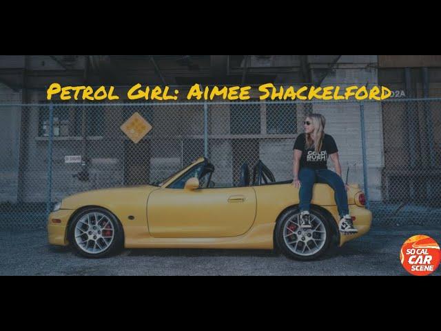 Petrol Girl: Aimee Shackelford, Exotic Car Influencer