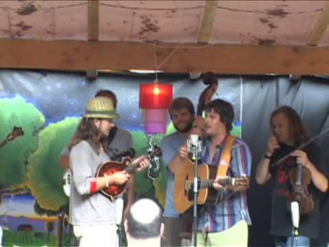 Greensky Bluegrass-2005-09-17-Stillwater, NJ-Stillwater Getaway Family Renuion-FULL SET