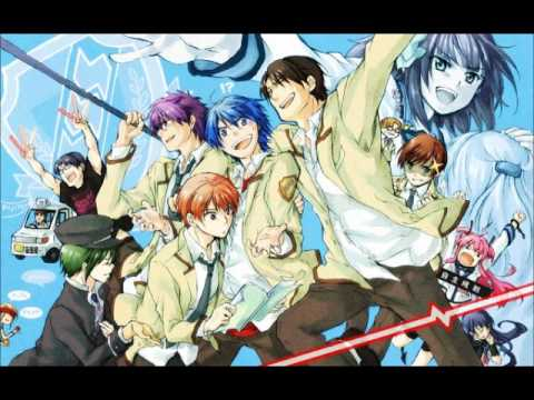 Angel Beats Soundtrack: Track 2: Theme of SSS