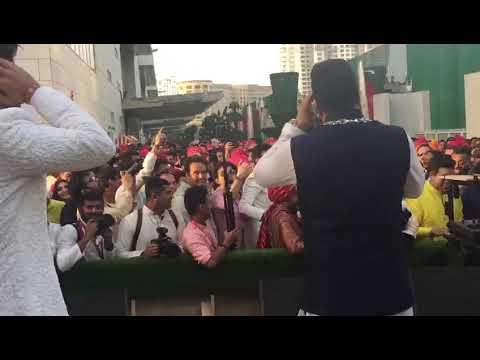 Mika Singh Rocking At Akash Ambani Wedding |  ShahRukh Khan | Karan Johar | Ranbir Kapoor