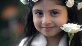 Gambar cover فيديو كليب وردة بيضاء - ريماس العزاوي #كناري HD