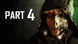 Batman Arkham Knight Walkthrough Part 4 - Scarecrow (Let
