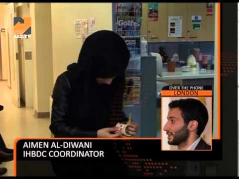 Imam Hussain Blood Donation Campaign interview with Aimen Al-Diwani