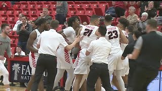 YSU survives scare from IUPUI; Penguins win fifth straight game