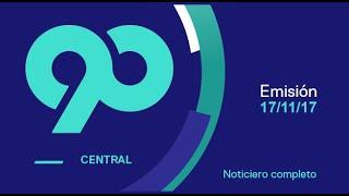 90 Central 17 de noviembre del 2017 Programa completo