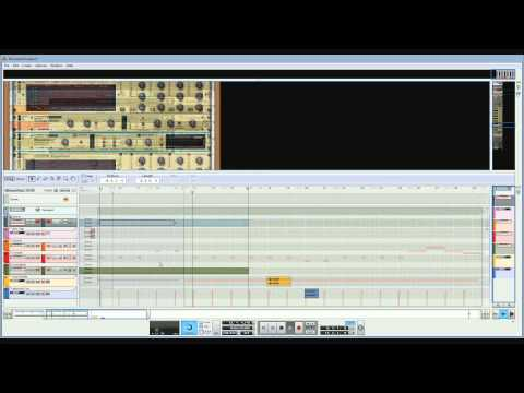 Making A Track From Scratch With Instruments Suggested By Fans (Card Shark)