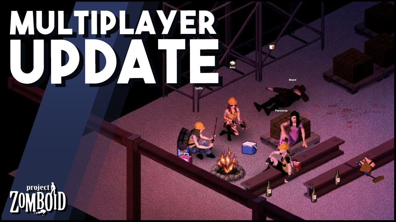 Project Zomboid Multiplayer Status Update & Audio Overhaul When is  Multiplayer Coming For Build 20