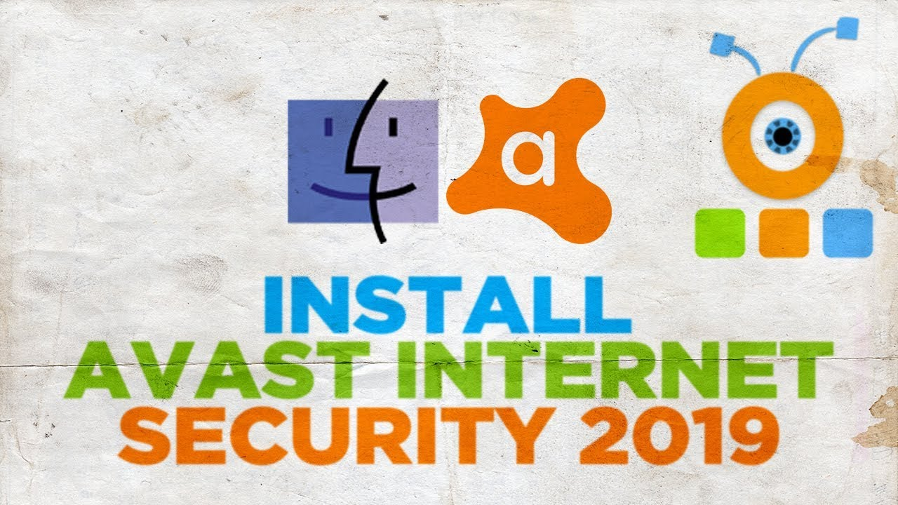 How to Install Avast Internet Security 2019 on MacOS