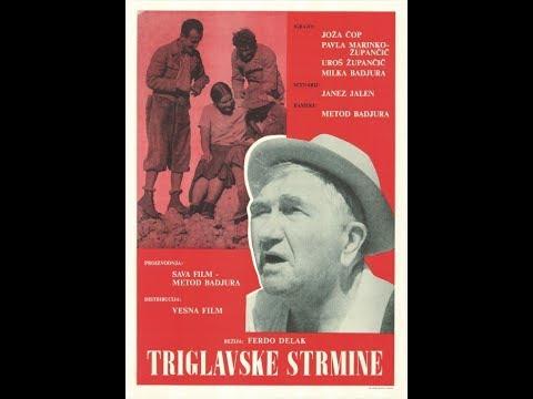 TRIGLAVSKE STRMINE 1932 / The Slopes of Triglav (mount) 1932