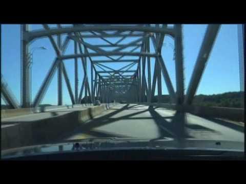 2016 Drive to Thurmond, West Virginia (Part 1)