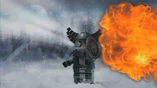 LEGO TES 5: Skyrim VR - трейлер