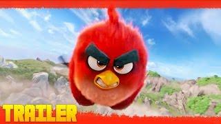 Angry Birds. La Película (2016) Nuevo Tráiler Oficial #3 Español Latino