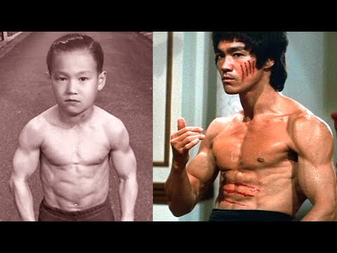 Thumbnail: Bruce Lee - Transformation From 1 To 32 Years Old