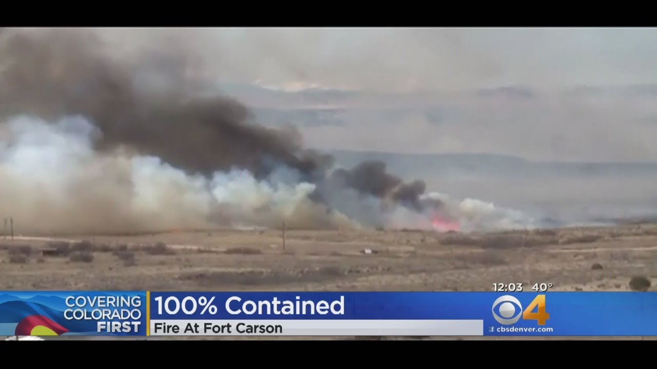 100+ Pot Plants Discovered During Carson Midway Fire
