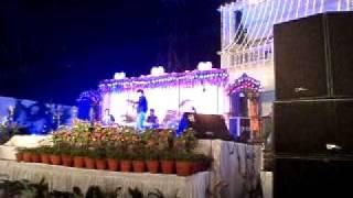 Dj Montu Cat Event Show At Rama GArden PIlibhit, U p  india 2
