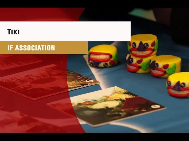 Cannes 2016 - jeu Tiki - IF association - VF