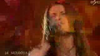 Eurovision SC Final 2007 - Moldova - Natalia Barbu