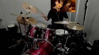 Bungou Stray Dogs 2 OP - Reason Living - Drum Cover