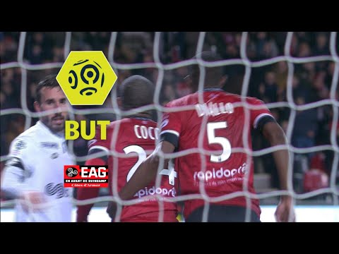 But Marcus COCO (59') / EA Guingamp - Dijon FCO (4-0)  / 2017-18