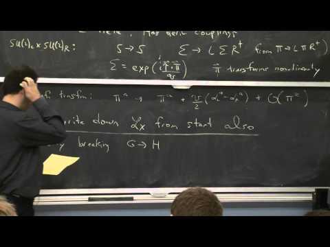 6. Chiral Lagrangians