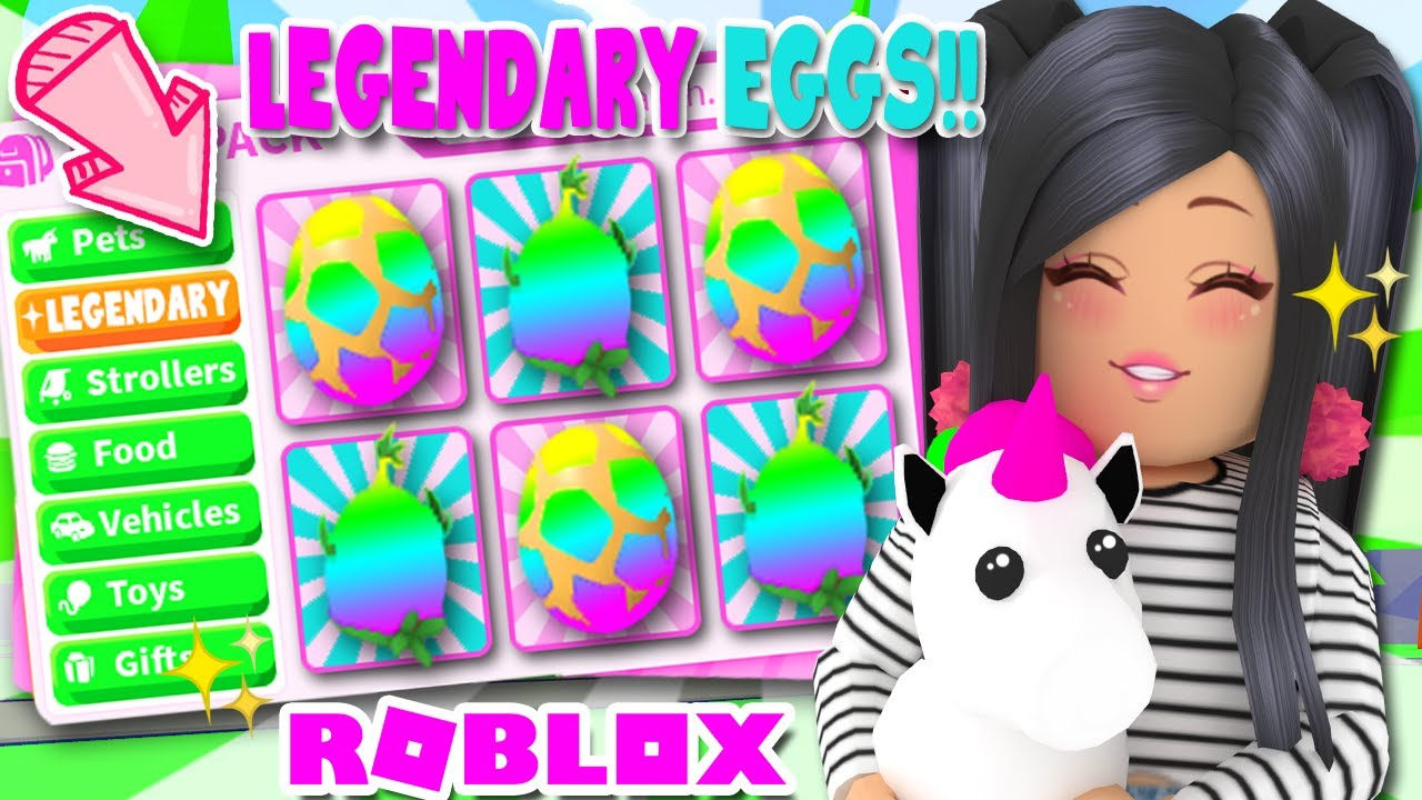 Hatching Eggs That Will *NEVER COME BACK* In ADOPT ME! Roblox Hatching Legendary - YouTube