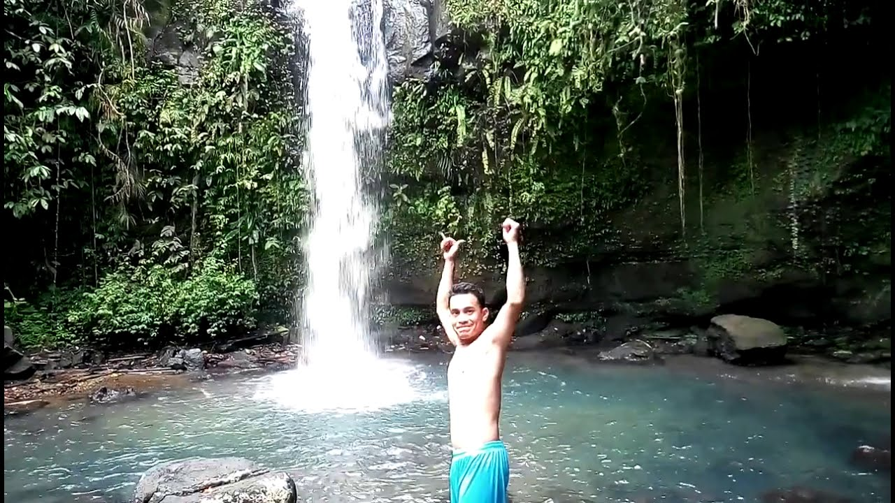 Wisata Air Terjun Bibinoi Bacan Halmahera Selatan Youtube