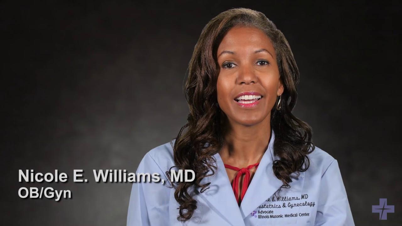 Advocate - Nicole E  Williams, M D  - Obstetrics