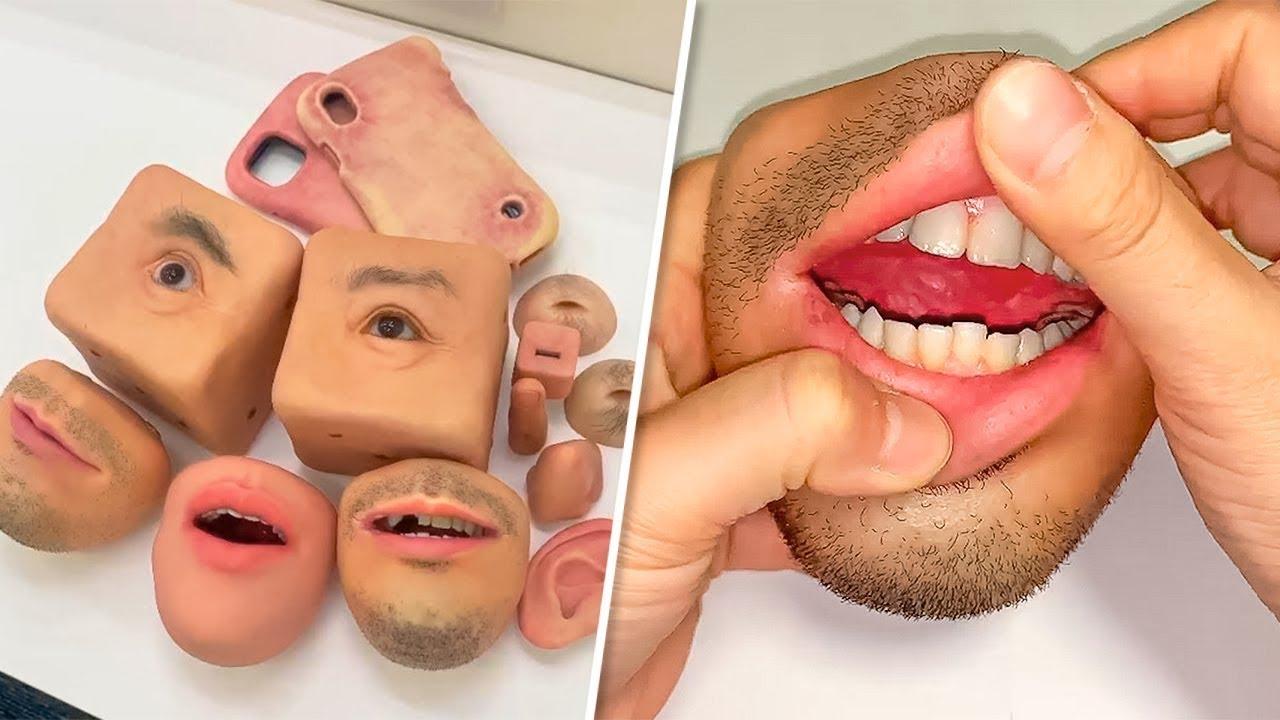 हर कोई चौंक गया इनके टैलेंट को देखकर   8 Super Realistic and Mind Blowing Human Sculptures