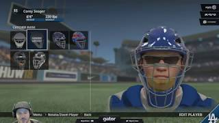 MLB The Show 18 All Customizable Player Equipment