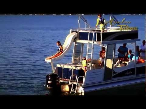 Experience Avalon Pontoon Boats - 2013 Model Overview