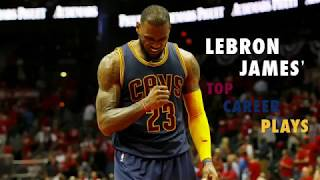 LeBron James' best plays [entering 2017-18 season] | ESPN