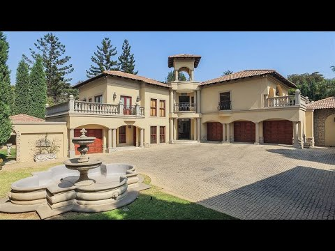 7 Bedroom House for sale in Gauteng | Johannesburg | Sandton And Bryanston North | Brya |