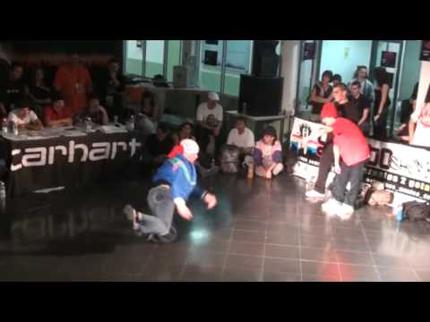 B-Lord Quarrel 2009 SSN & Floor Lovers Vs Skill Cypher Koma