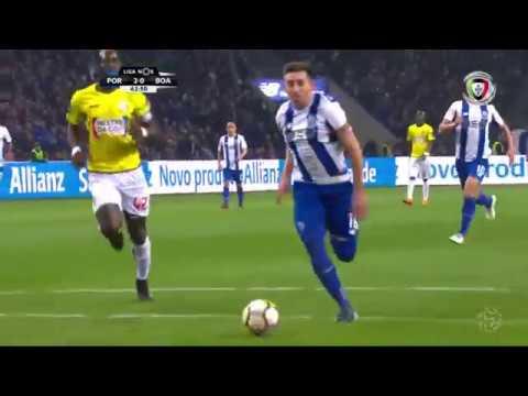 Golo de Herrera: FC Porto (2)-0 Boavista (Liga 27ªJ)