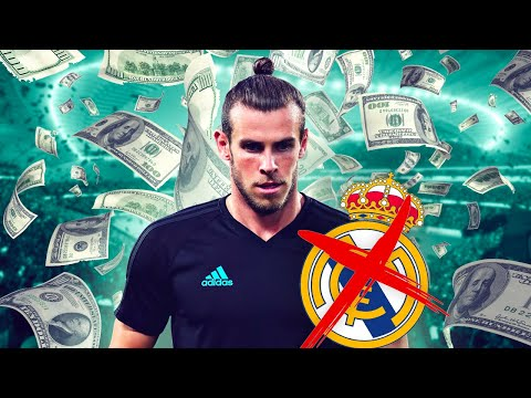 Gareth Bale will leave Real Madrid and could become the second highest-paid player in history