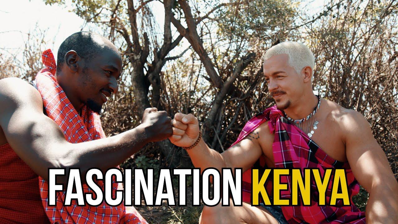 Dean Schneider in Kenya Part I