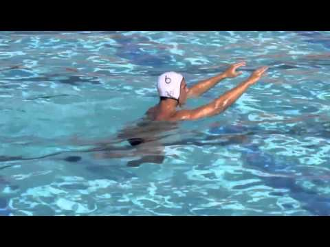 Water Polo: ODP Repeat Breaststroke Kicks