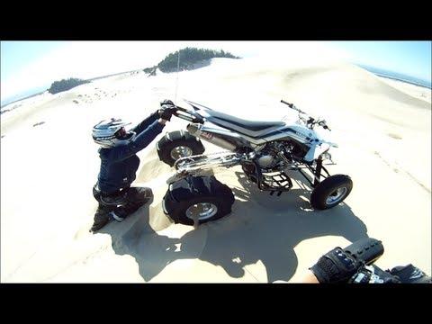 ~Winchester Bay Dunes, YFZ 450, DJ Elon Matana, SAIL, *GoPro Hero 1080P HD~