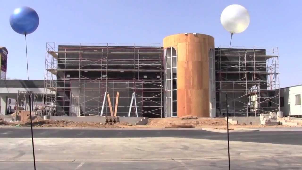Remodel Construction At Moss Bros. Honda In Moreno Valley