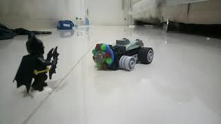 lego batman homemade stop motion