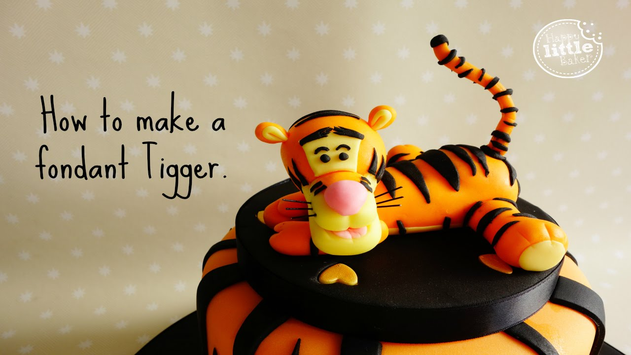 How To Make Cake Fondant With Pictures
