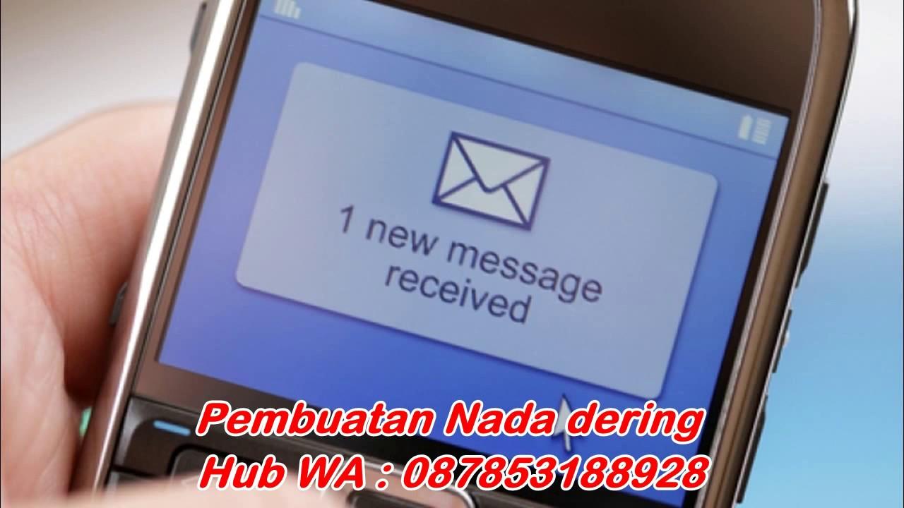 Daftar Nada Dering WhatsApp Terbaru (Download Gratis)